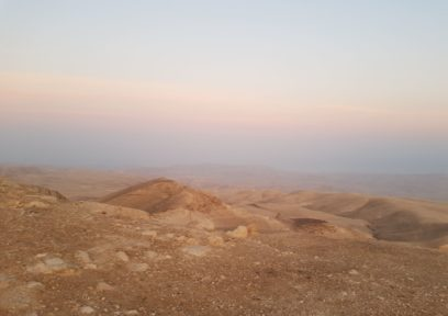 Hiking trips in Israel