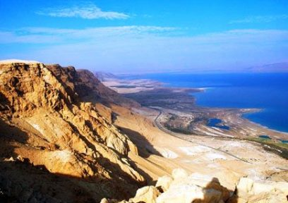 hikes in israel